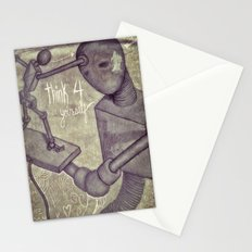 think4yourself Stationery Cards