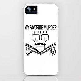 STEVEN! (MILO) iPhone Case