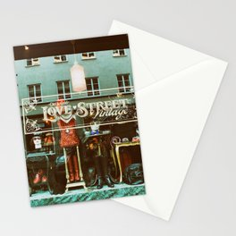 Love Street Stationery Cards