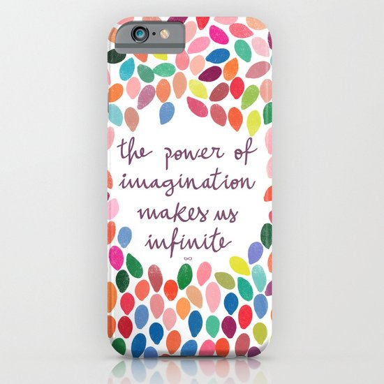 Imagination by Anna Carol & Garima Dhawan iPhone & iPod Case