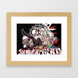 Momoko  Framed Art Print