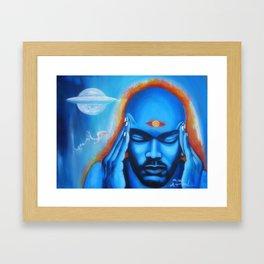 The Mother Ship Framed Art Print