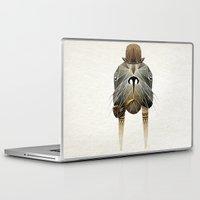 walrus Laptop & iPad Skins featuring walrus by Manoou