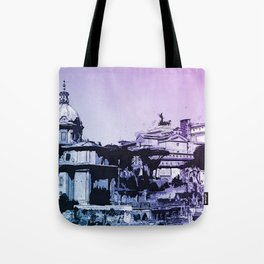 The Imperial Fora, Rome Tote Bag