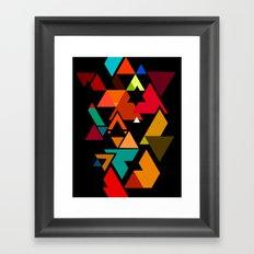 VALDEZ Framed Art Print