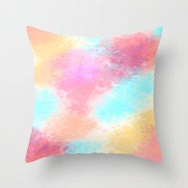 Spring Morning Throw Pillow