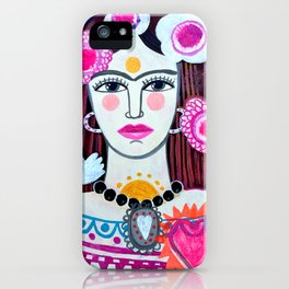 Beautiful Frida iPhone Case