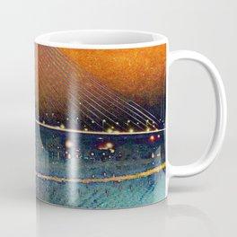 Burning Bridges Coffee Mug
