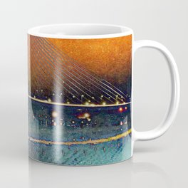 Burning Bridges Coffee Mug