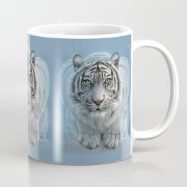 White Tiger - Wild Intentions Coffee Mug