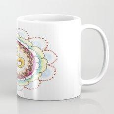 Radiating Om Mug