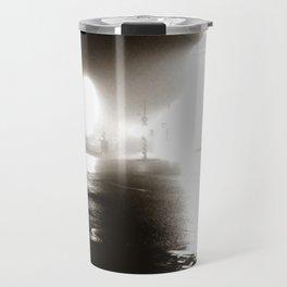 Existential vibes 0 Travel Mug