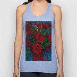 Roses Unisex Tank Top