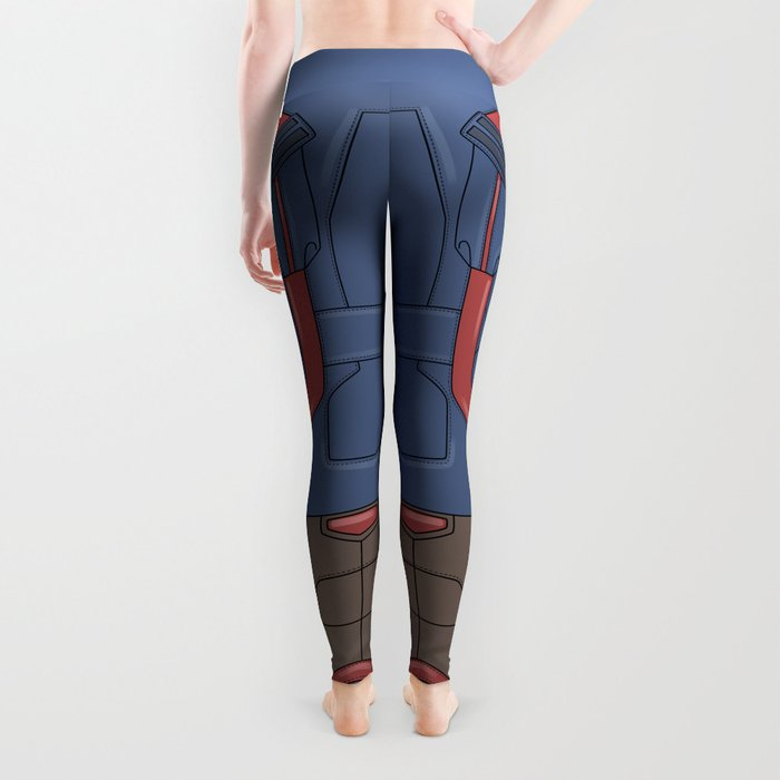 CAP AAOU LEGGINGS Leggings