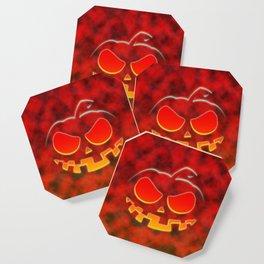 Screaming Pumpkin Coaster