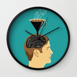 Change Your Mind Wall Clock