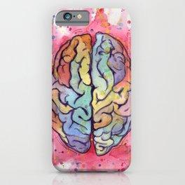 brain stuff iPhone Case
