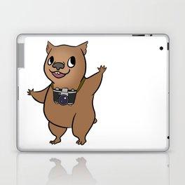 Wombat with 35mm SLR Laptop & iPad Skin