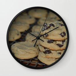 Peanut Butter Cookie Wall Clock