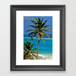 SEA DREAMING Framed Art Print