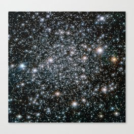 Star Cluster NGC 6496 Canvas Print