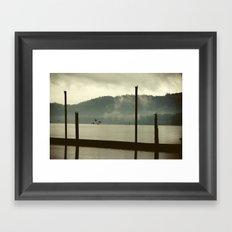 Abscond Framed Art Print