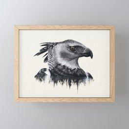 Harpy Eagle Framed Mini Art Print