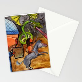 Fantasy Book 2 Stationery Cards