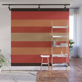 Earthy Terracotta - Color Therapy Wall Mural