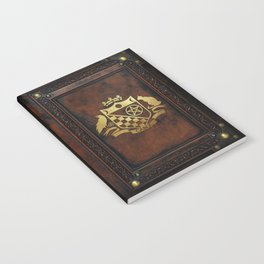 Cabot Gold Embossed Collection Notebook