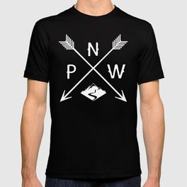 Pacific North West, Seattle Washington T-shirt