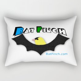 BatFinch Rectangular Pillow