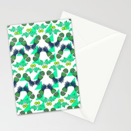 tutti fruity 3 Stationery Cards