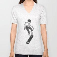 Skater Unisex V-Neck