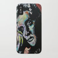 elvis iPhone & iPod Cases featuring Elvis by Matt Pecson