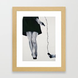You Too Framed Art Print