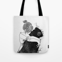 You're my favorite city. Tote Bag