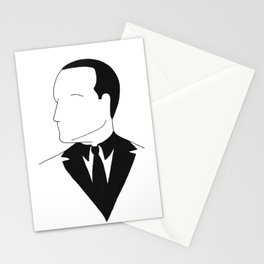 Agent Coulson Stationery Cards