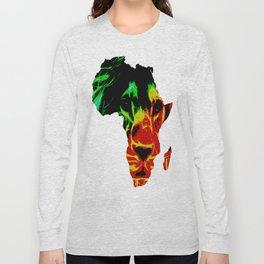 Lion Heart Africa Long Sleeve T-shirt