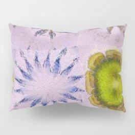 Minimizer Fabric Flowers  ID:16165-003908-98470 Pillow Sham