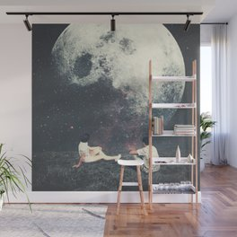 My Moon My Man My Love Wall Mural