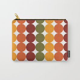 Sepia Citrus Carry-All Pouch