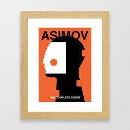 The Complete Robot Framed Art Print