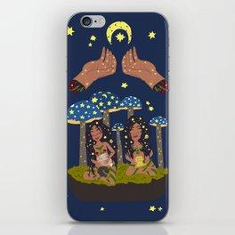 Magic Sisters iPhone Skin