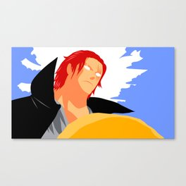 Shanks Canvas Print