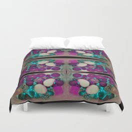neon candy! Duvet Cover