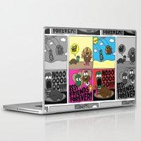 thanksgiving Laptop & iPad Skins featuring Thanksgiving by Chris Piascik