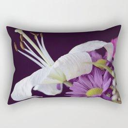 Gloria Mundi Rectangular Pillow