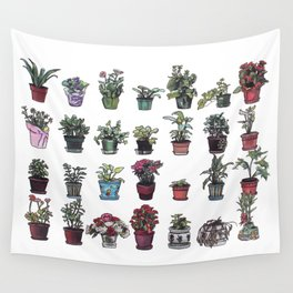 Beesly Botanicals Wall Tapestry