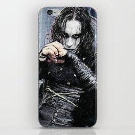 Eric Draven iPhone Skin